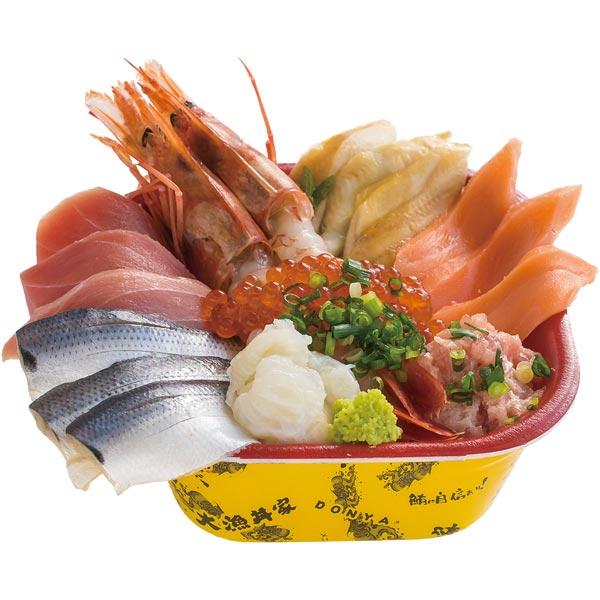 今浜海鮮丼
